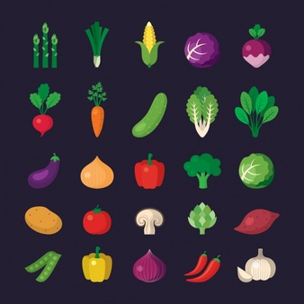 Grazie a http://www.freepik.com/free-photos-vectors/vegetables